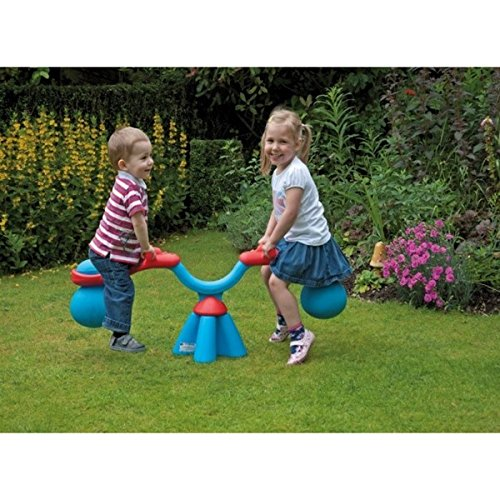 TP Blue/ Red Spiro Bouncer | 60X12X24
