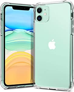 Caseology Solid Flex Crystal for Apple iPhone 11 Case (2019) - Crystal Clear