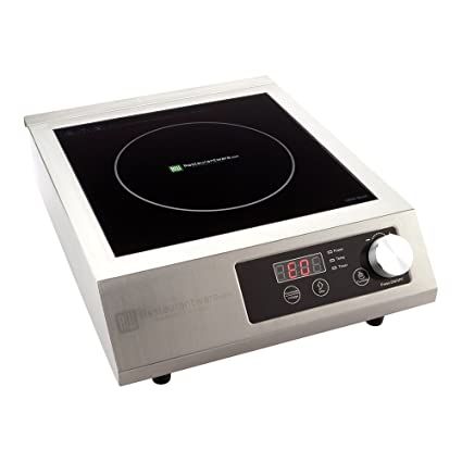 Professional Portable Induction Cooktop Rwtv Countertop Induction Cooker With Digital Temperature