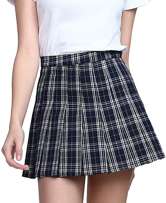 Faldas para Mujer Moda Casual De Falda Verano De Las Moda Completi ...