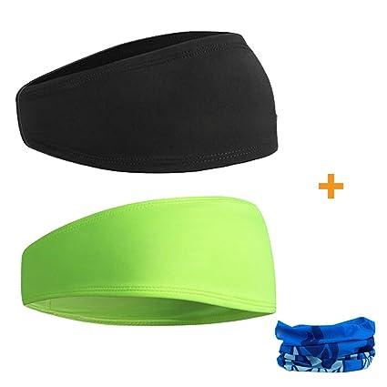 42a0f3c0c017 Amazon.com   Sport Headband Wide Sweatband for Men   Women