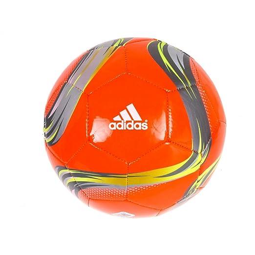 adidas Proligue1Glider - Balón de fútbol, Color Naranja/Gris/Plata ...