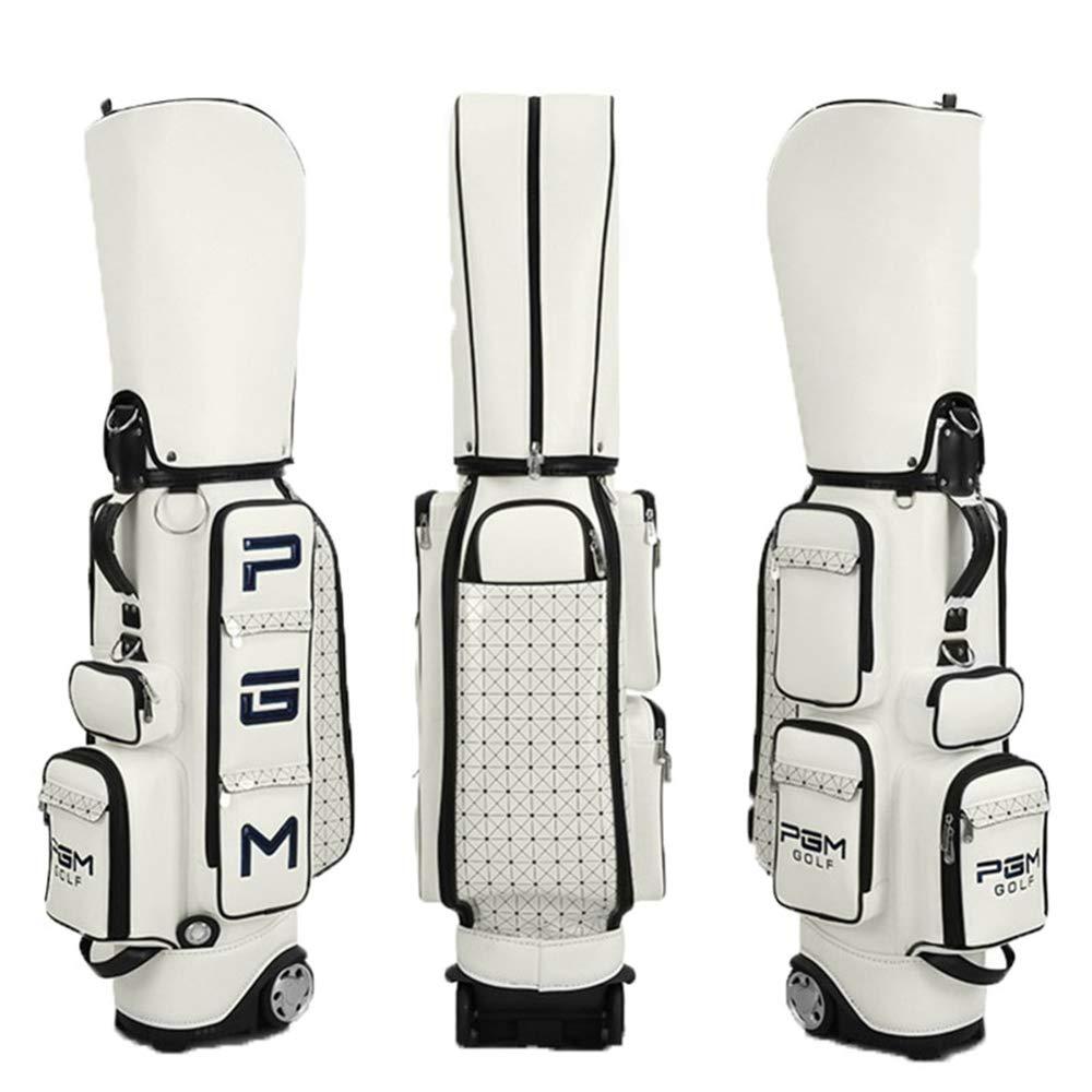 PGMゴルフ標準バッグPU防水ゴルフバッグ多機能ゴルフパッケージ大容量ゴルフバッグ   B07PHK3C75