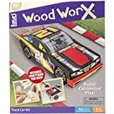 wood worx - Lauri Toys Wood WorX Track Car Kit by Lauri
