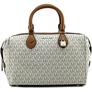 0f5c52d2b6f2 Amazon.com  Michael Kors Grayson Medium Satchel Mandarin Orange ...