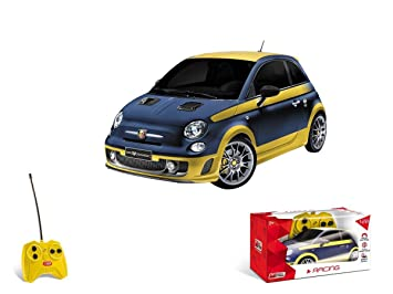 Mondo Motors - Voiture télécommandée 1:28 500 Abarth: Amazon ...
