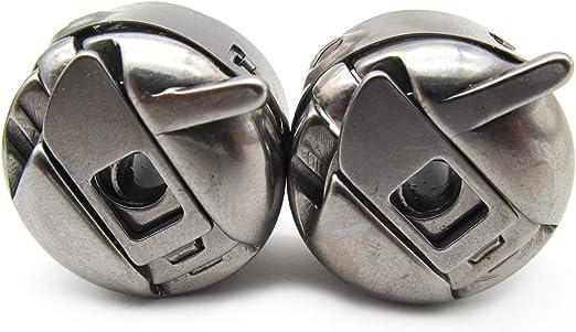 CKPSMS Marca - nuevo caso de bobina para máquina de coser para cantante 31-15 331 K Consew 30 130# BC-31-15=62740 (2): Amazon.es: Hogar