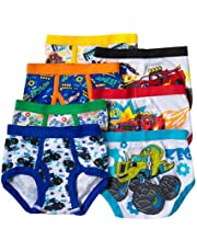 Blaze and The Monster Machines Toddler Boys 7 Pack Underwear Briefs Multi 2T/3T