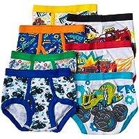 Handcraft Blaze and The Monster Machines Toddler Boys 7 Pack Underwear Briefs