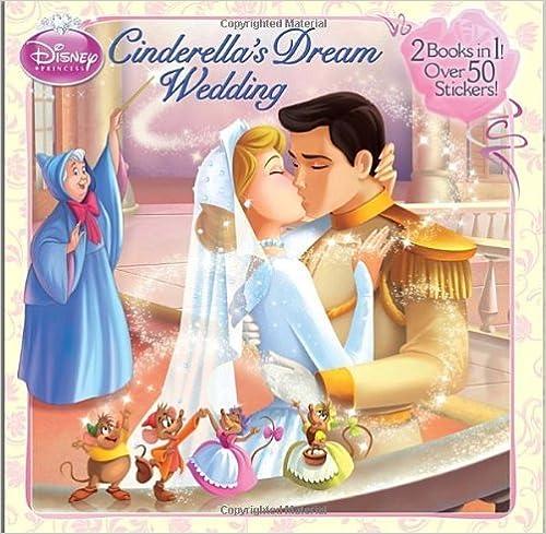 Book Cinderella's Dream Wedding/Tiana's Royal Wedding (Disney Princess) (Deluxe Pictureback) by RH Disney (2012-07-24)