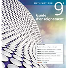 Mathematiques 9/guide traduction pearson