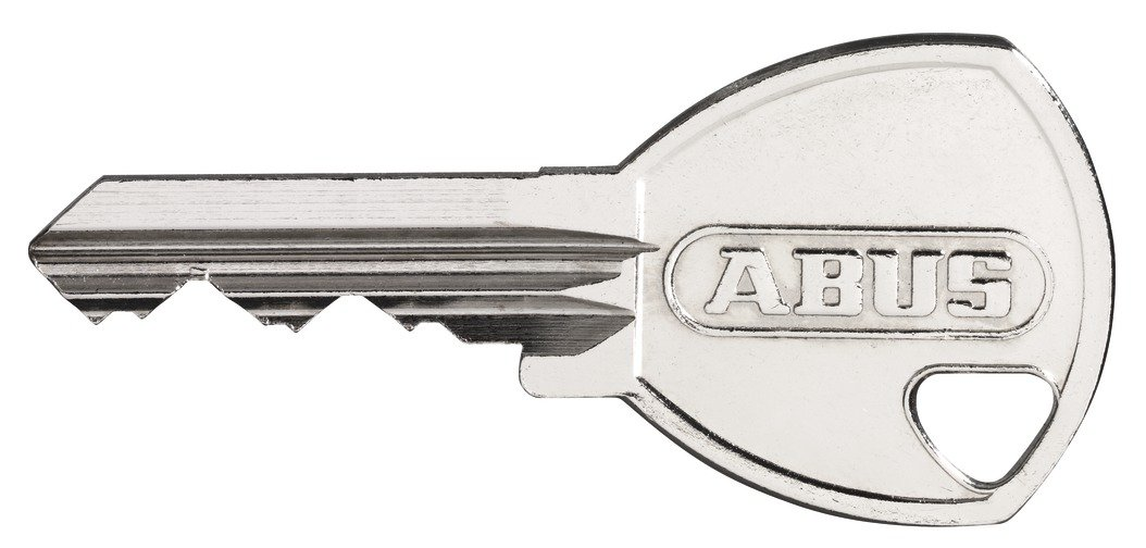 ABUS T65AL//40 myLock Vorhangschloss Aluminium Schwarz