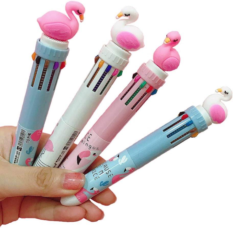 """Adorable Pink Flamingo Ball Point Pen 5/"""""""