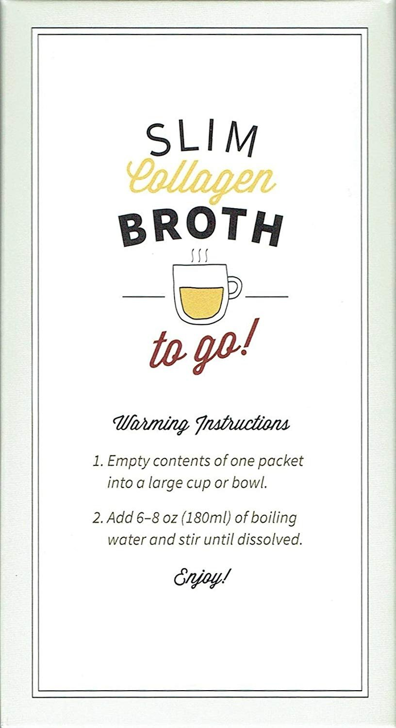 Bone Broth Collagen To Go Packets: (7 servings per box) from Bone Broth Expert Dr. Kellyann | 100% Grass-Fed Collagen | Daily Serving of Collagen by Dr. Kellyann (Image #5)