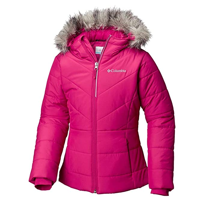 8a8cd14d8 Image Unavailable. Image not available for. Color: Columbia Kids Baby Girl's  Katelyn Crest Jacket ...