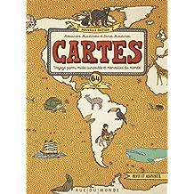 Cartes [nouvelle édition]: Voyage parmi mille curiosités et merveilles du monde /