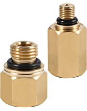 Vincool for Ford 6.0L Engine High Pressure Oil Rail Pump Adapters Leak Test Kit (Fuel Rail)