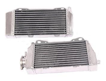 OPL hpr014 radiadores de aluminio para Honda CRF450R