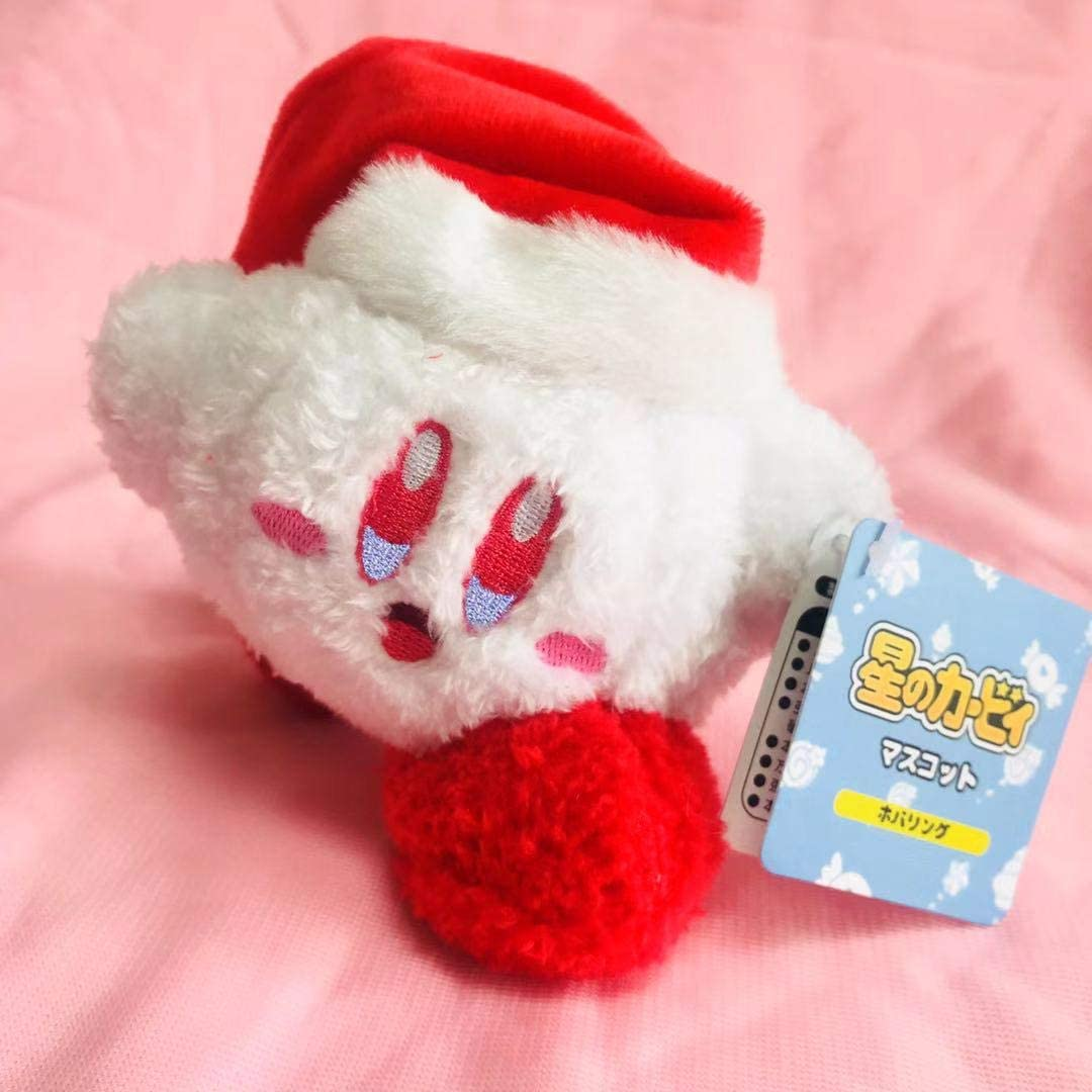 Star Kirby Kirby Plush Bag Tote Handbag Doll Toy Kirby/'s Adventure 2020 Gift