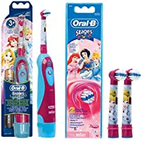SPAR-SET: Oral-B 1 Braun Stages Power Kids batería-Zahnbürste