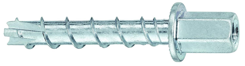 HIlti 418040 Screw ANC KH-EZ-I 1//4x2-1//2 w//3//8 cplr Anchor Systems