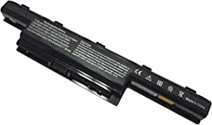 Tesurty Replacement Laptop Battery for Acer Gateway NV50A NE56R31U NE56R41U NE56R27U NE56R10U NE71B NE722 NE71B03U NE71B07U NS41 NV55S NV55C NV55C54u NV75S NV77H AS10D31 AS10D51 AS10D81