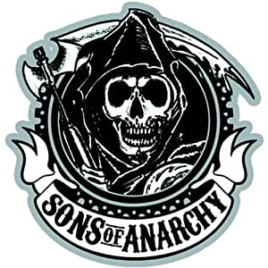 Sons Of Anarchy Circle Logo Patch