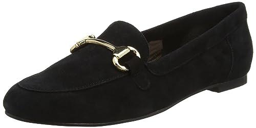 Office Fastlane, Mocasines para Mujer, (Black Suede 00079), 39 EU: Amazon.es: Zapatos y complementos