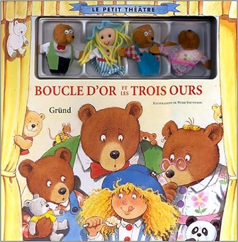En ligne Boucle d'or et les trois ours epub pdf