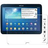 Ganvol Vetro Protettivo Samsung Galaxy Tab 3 10.1 Vetro Temperato Pellicola Protettiva Ultraresistente per Tab 3 10.1 Inch GT-P5200 P5210 P5220
