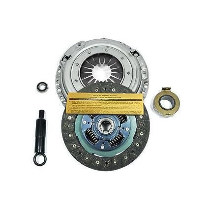 Amazon.com: EFT HD CLUTCH KIT for NISSAN FRONTIER PATHFINDER XTERRA 3.3L V6 NON-SUPERCHARGE: Automotive