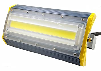 Mettime 50W Tragbare LED Flutlicht strahler Baustrahler ...