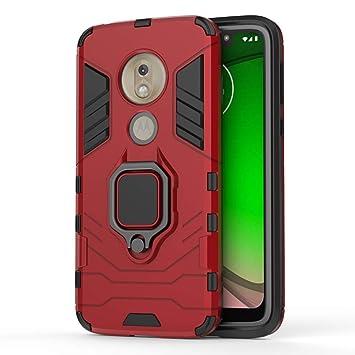 TUUT Funda para Motorola Moto G7 Play, Carcasa con Soporte ...