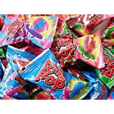 Ring Pop, Jewel Shaped Hard Candy Variety Pack, 24-Count