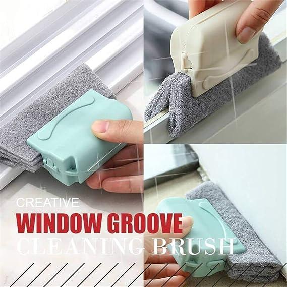 Door Window Handheld Crevice Cleaner Tools Durable Flexible Wear ...