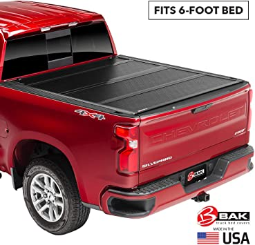 Amazon Com Bak Bakflip F1 Hard Folding Truck Bed Tonneau Cover 772403 Fits 1996 04 Toyota Tacoma 6 Bed Automotive