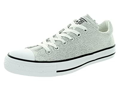 46210f110496 Converse Womens Chuck Taylor All Star Madison Sneaker White Black White 5 B(