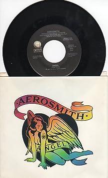 Aerosmith - Angel B/w Angel (Short Intro) - Amazon com Music