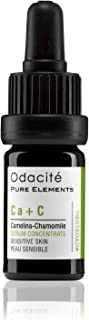 product image for Odacité - Ca+C Face Serum For Sensitive Skin, Concentrate, Anti Aging, Hydrating, Camelina & Chamomile, 0.17 fl. oz