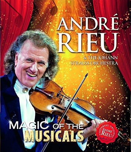 Blu-ray : Andre Rieu - Magic of the Musicals (Hong Kong - Import)