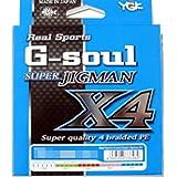 よつあみ(YGK) ライン G-soul スーパージグマンX4 300m