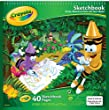 Crayola Sketchbook 9\