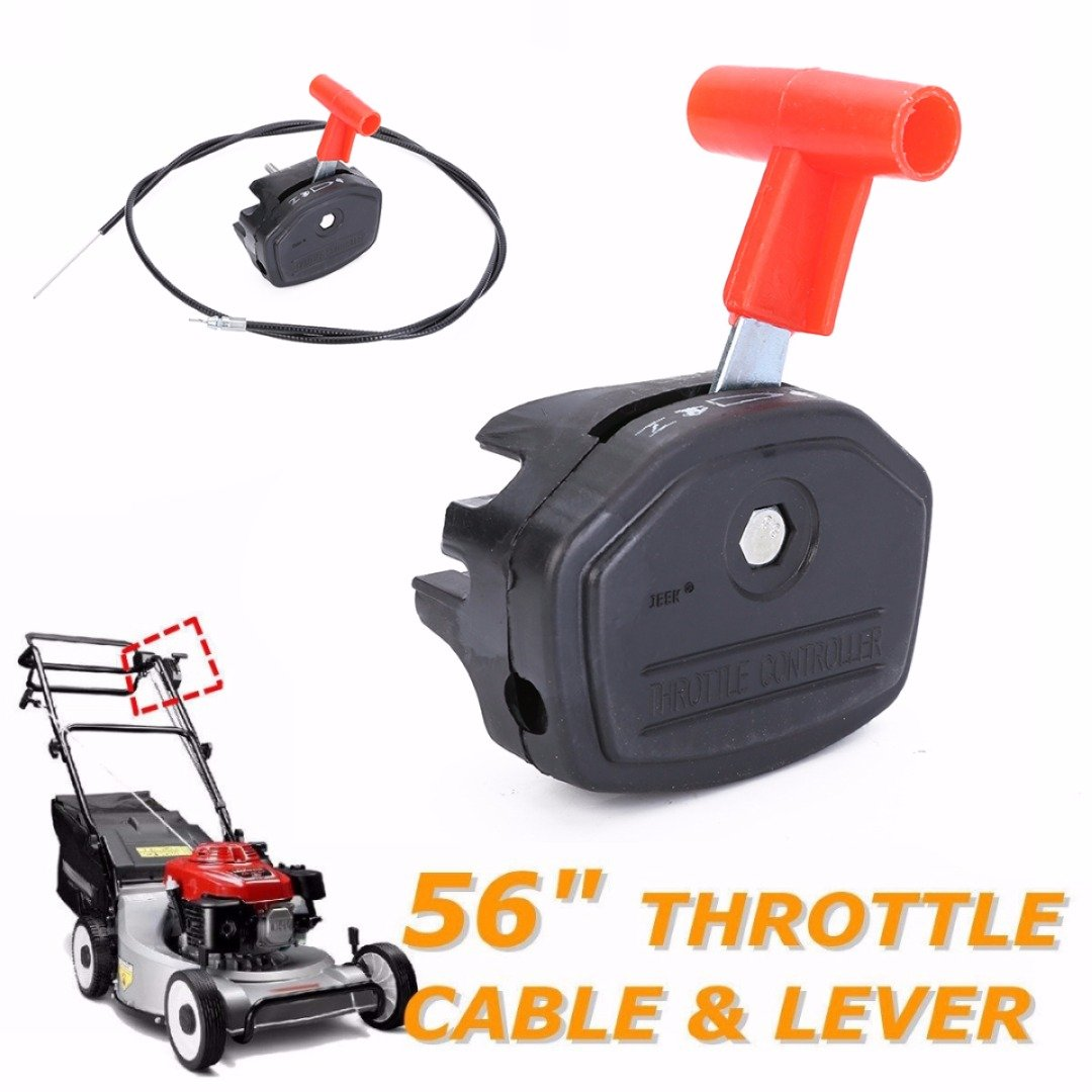 Universal Lawn Mower Lawnmowers Parts Throttle Control Lever Handle Switch YJUK