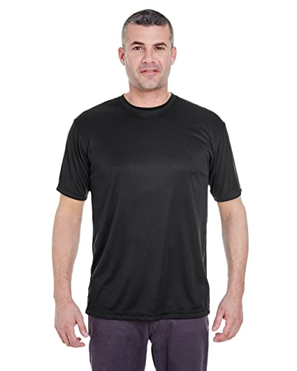d05288f45e2 UltraClub mens Cool   Dry Basic Performance Tee (8620) at Amazon ...