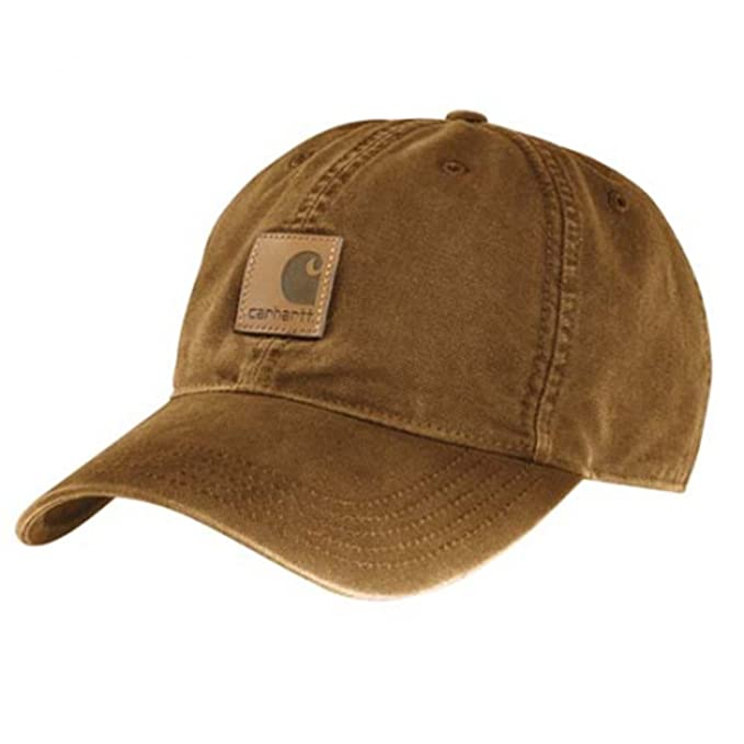 Carhartt Gorra Odessa Marrón CH100289BRN Sombrero Baseball Cap  Amazon.es   Ropa y accesorios 6489ae124e3