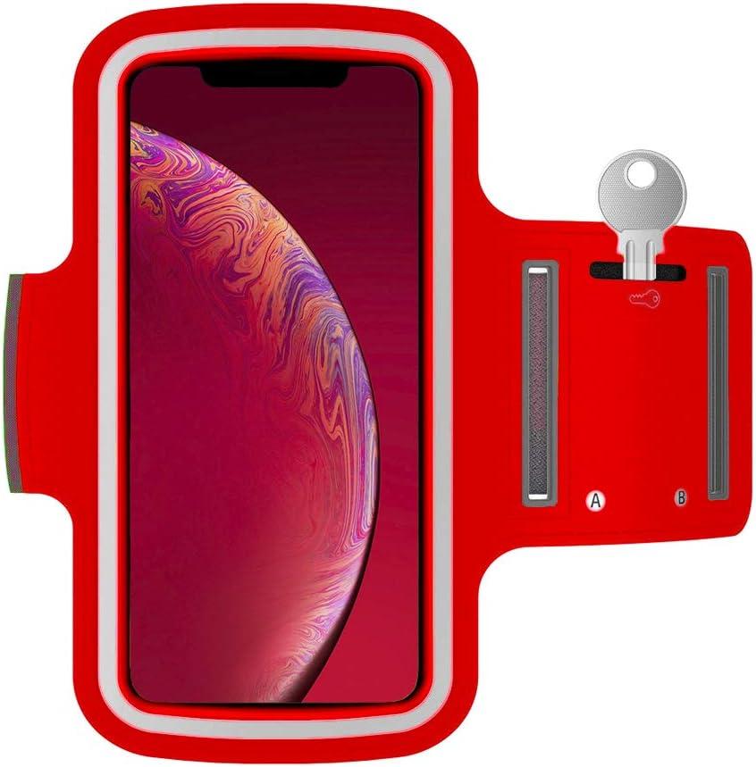 Running sports gym entraînement brassard coque téléphone support pour Motorola Moto G4 Play
