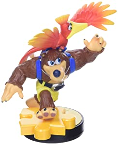 Nintendo Amiibo - Banjo & Kazooie - Super Smash Bros. Series