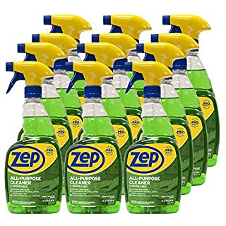 Zep, ZPEZUALL32CT, All-Purpose Cleaner/Degreaser, 12 / Carton, Green