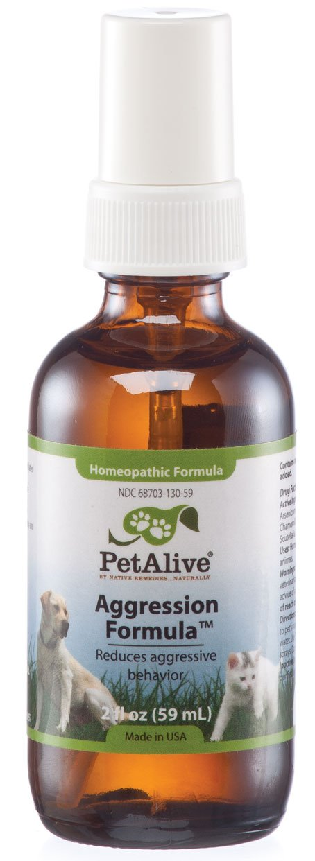 PetAlive Aggression Formula for Stressed & Aggressive Pets (20g)