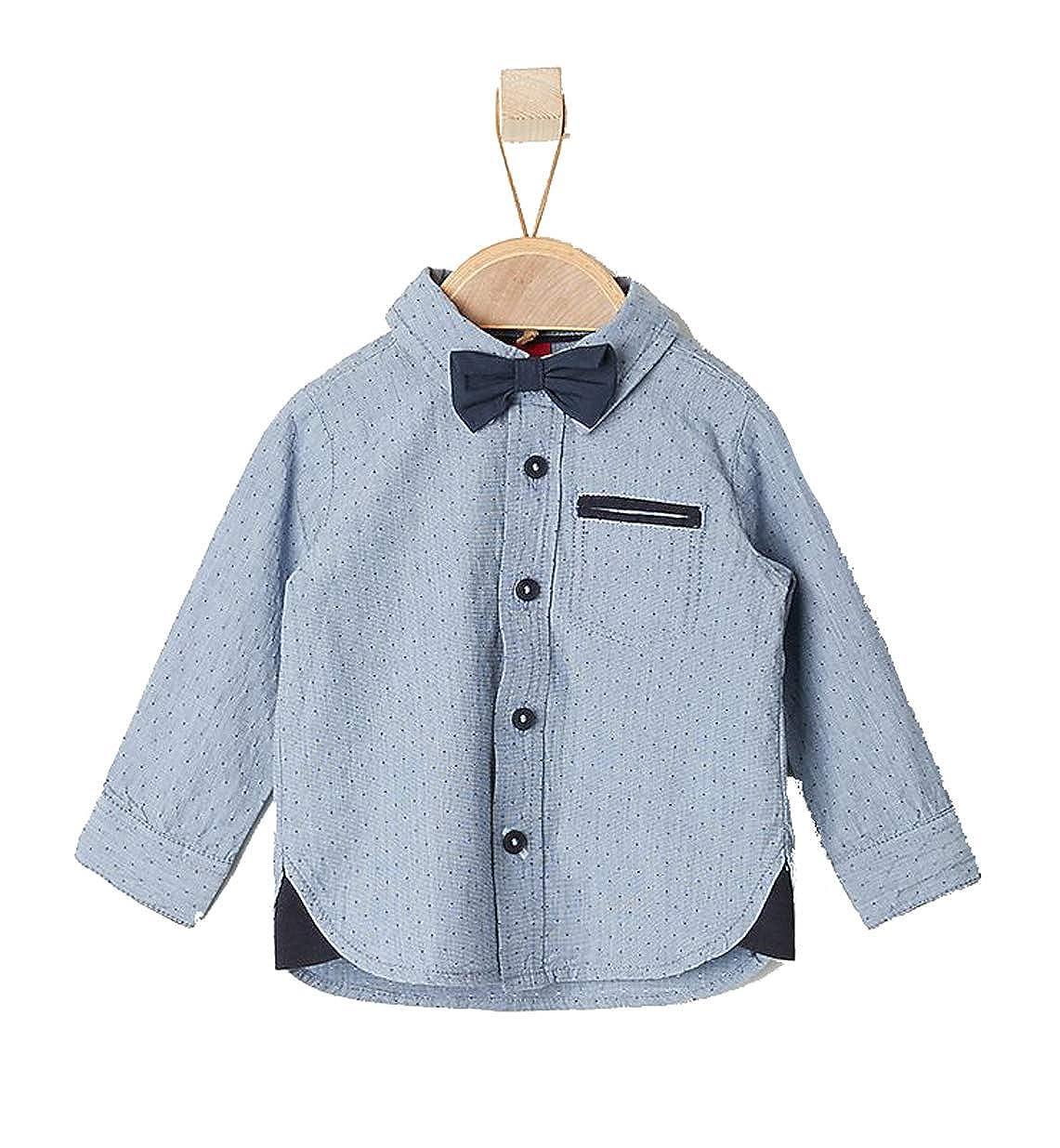 s.Oliver Baby-Jungen Hemd 65.811.21.6900